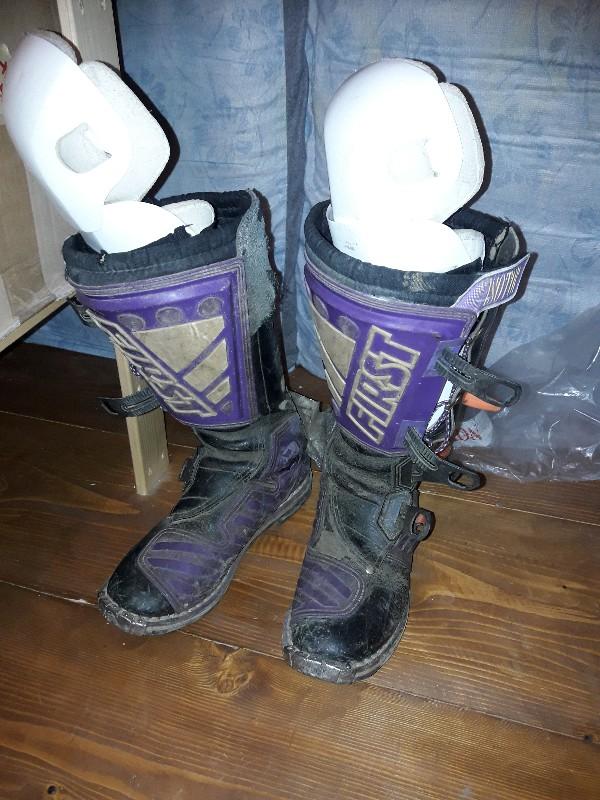 Donnes 2 paires de bottes Alpinestars 20180611