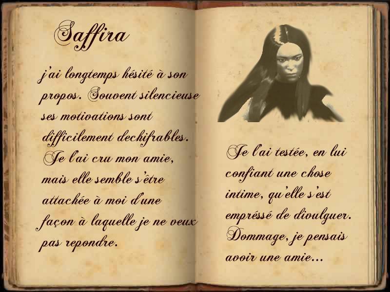 Les carnets de Sanrangerel Saffir10
