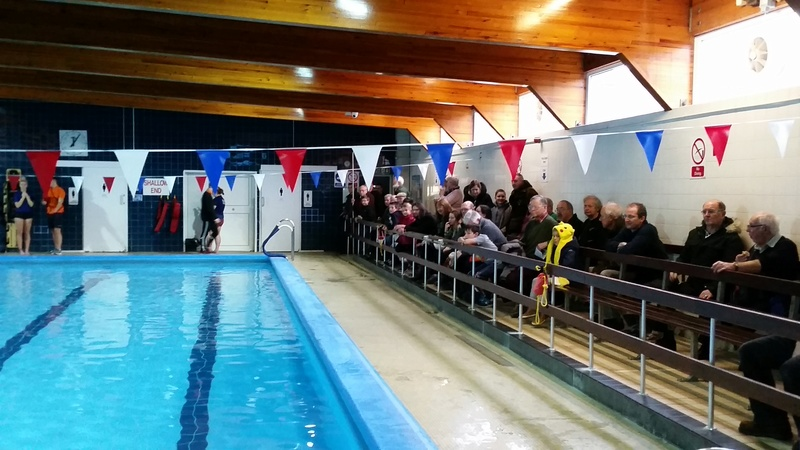 The Model Show - winter indoor swimming pool sailing - Poynton, Stockport 9,10th December 2017  20171221