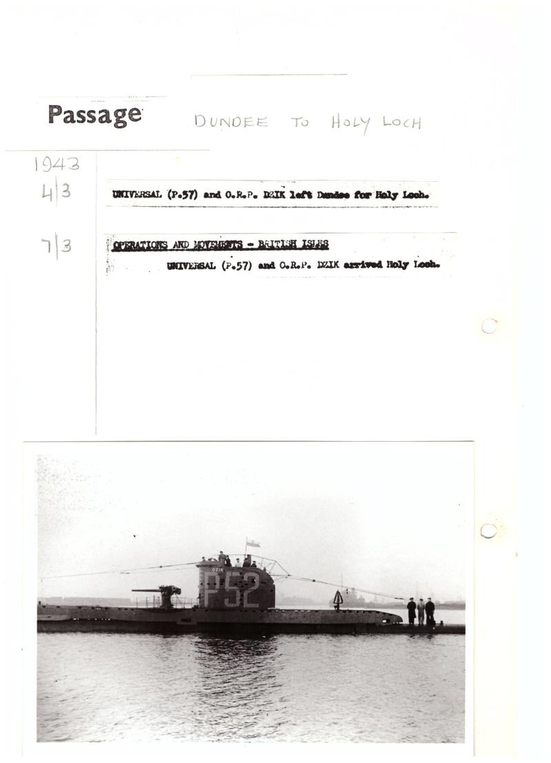 Submarines (Mostly British) - Fisher Nautical - Useful source for books etc.  Image_17