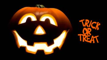 MOLECULE MAN : trick or threat Shining official halloween 2018 mini event Pumpki10