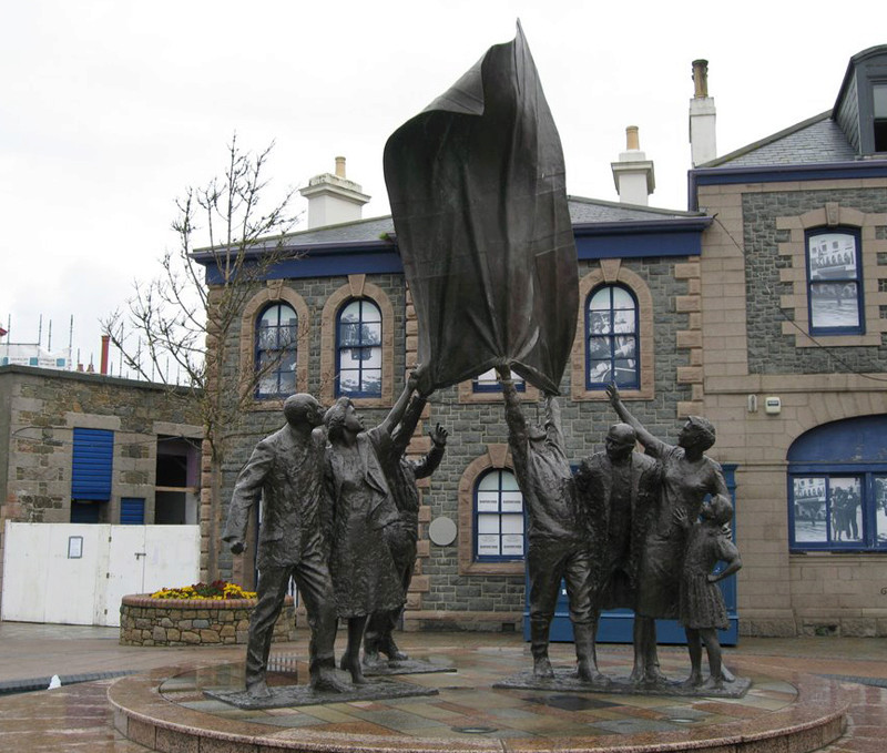 Liberation Monument - Saint Helier - Jersey - UK 22469210
