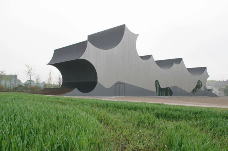 Cumulus Hall - Lunden - Danemark 8bd66f10