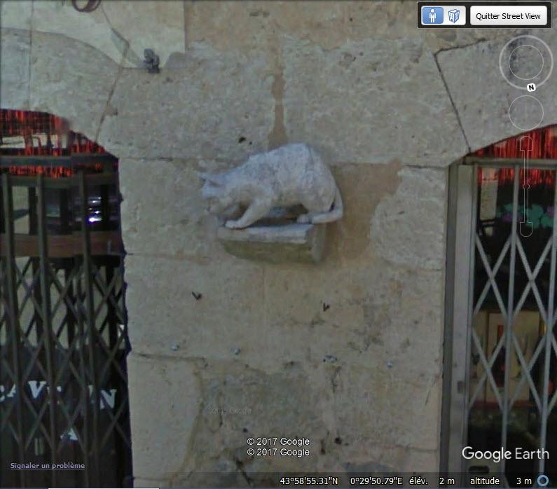 Les chats de La Romieu - Gers - France Aaa10