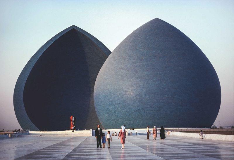 Le monument d'Al-Shaheed - Bagdad - Irak. Al-sha11
