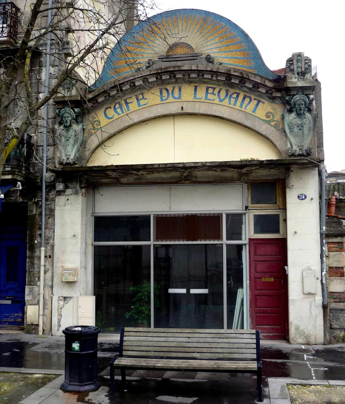 Le Café du Levant - Bordeaux - Gironde - France Bordea10