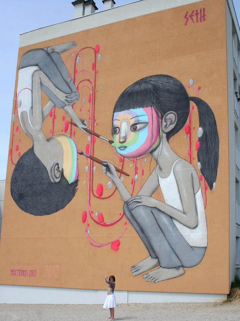 STREET VIEW : les fresques murales en France - Page 23 Fresqu10
