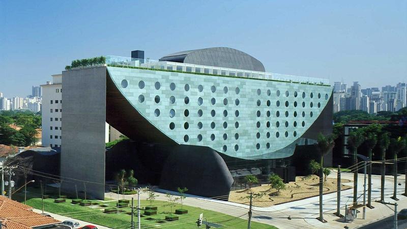Hotel Unique - Sao Paulo - Brésil Hotel-10