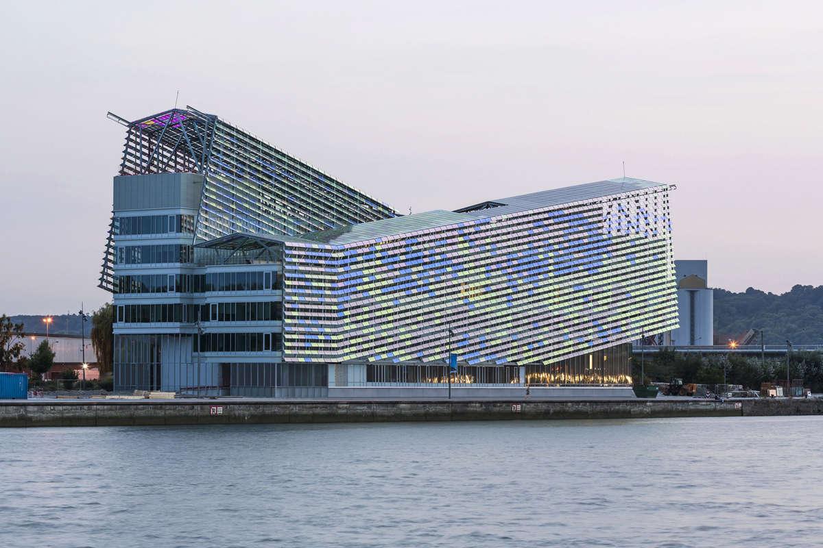 [Bientôt visible sur Google Earth] L'immeuble Metropole Rouen-Normandie - Rouen - Seine Maritime - France Jfa_mr10