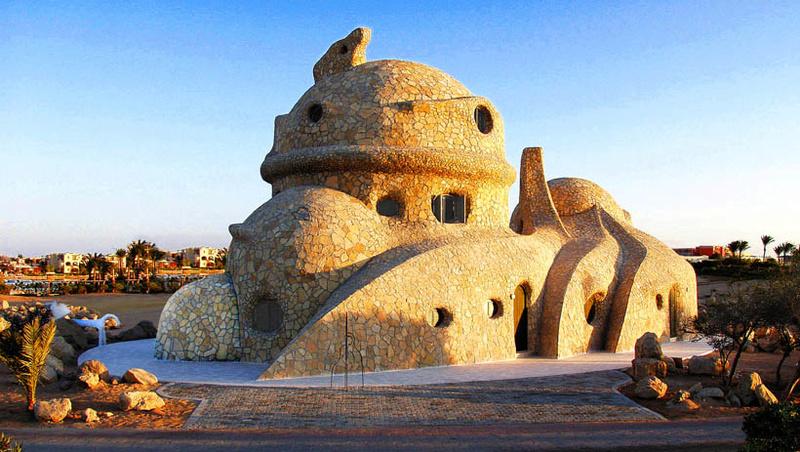 Turtle House - El Gouna - Egypte Thramp11