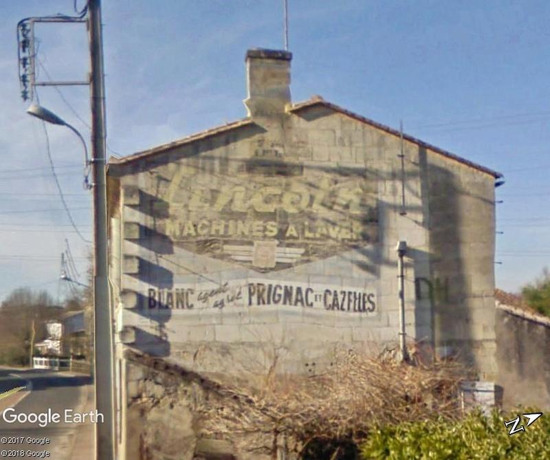 STREET VIEW : Vieilles publicités murales - Page 23 Www100