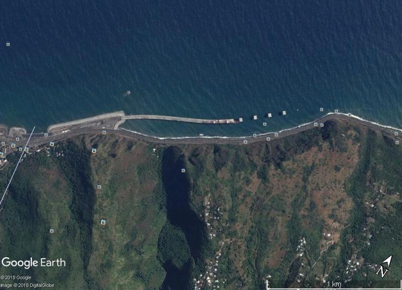 [Bientôt visible sur Google Earth]  La nouvelle route du Littoral, la Réunion Www108