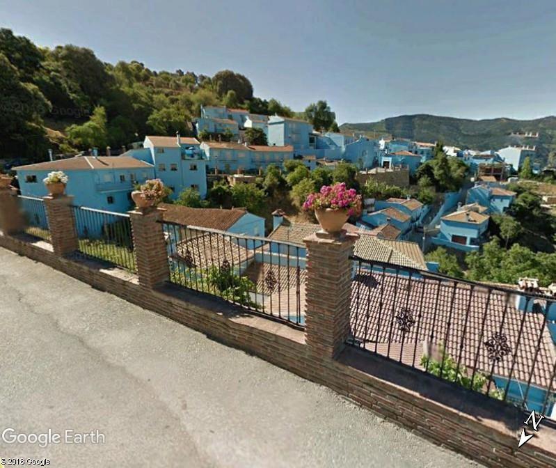 Juzcar, le village des Schtroumpfs - Espagne Www1101