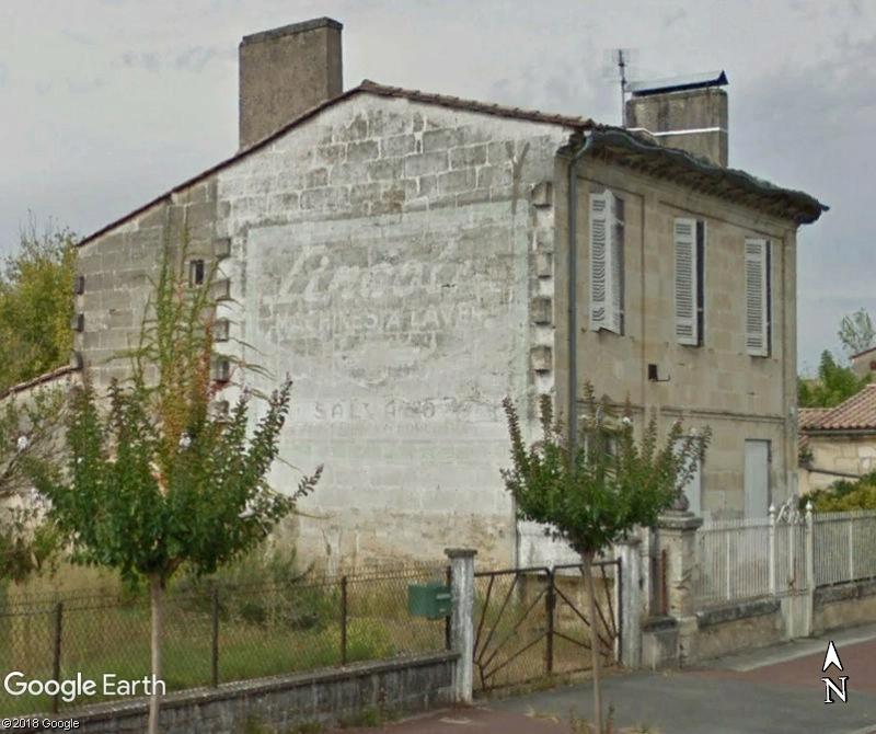 STREET VIEW : Vieilles publicités murales - Page 23 Www123
