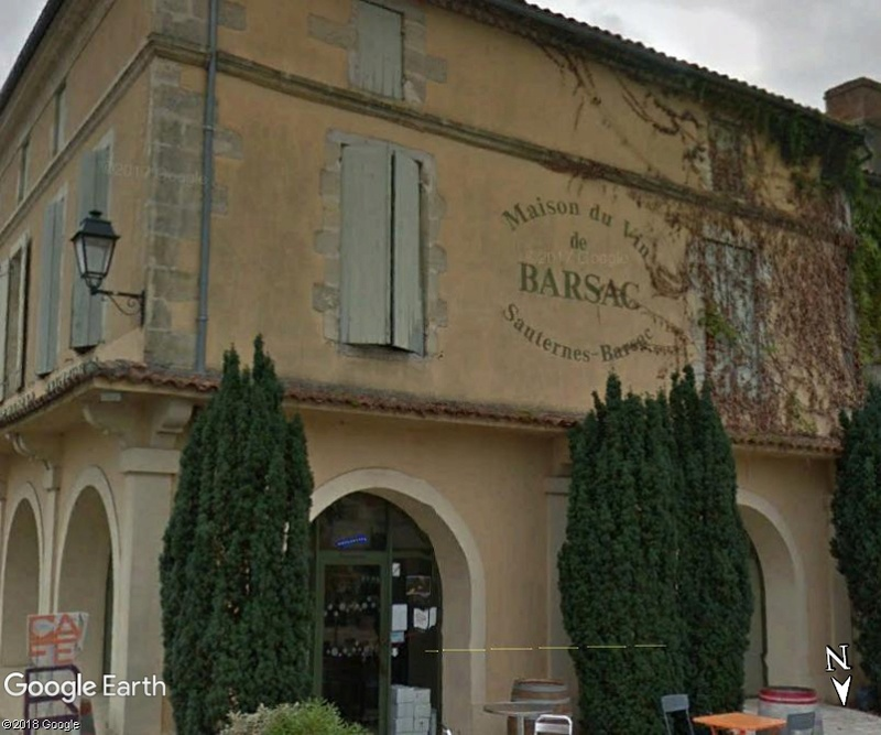 "Les ""Maison du Vin"" en Gironde. Www154"