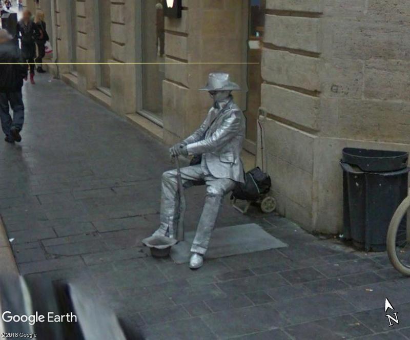 STREET VIEW : Vrai, ou faux mendiant ? Www168