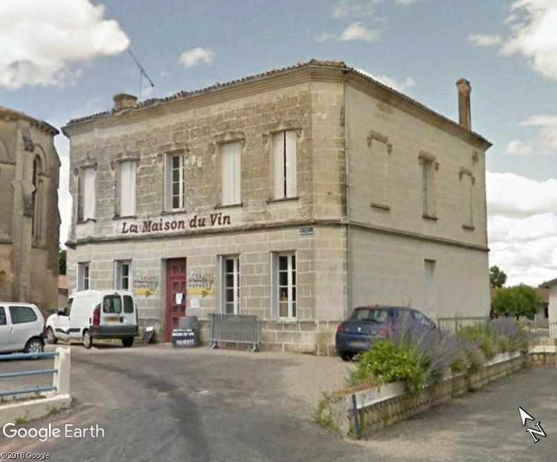 "Les ""Maison du Vin"" en Gironde. Www169"