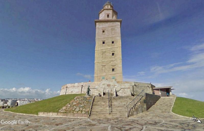 La Tour d'Hercule - La Corogne - Espagne Www170
