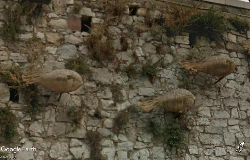 Le banc de poissons à Aubagne - Bouches du Rhone - France Www178