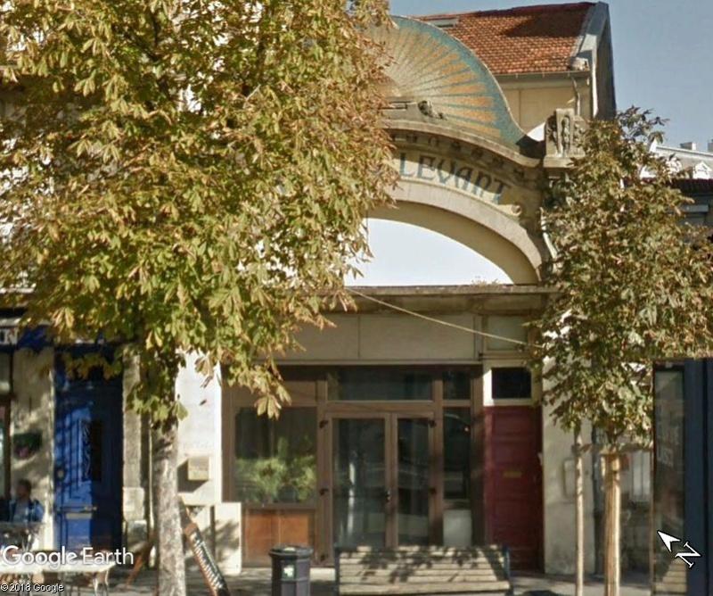 Le Café du Levant - Bordeaux - Gironde - France Www193