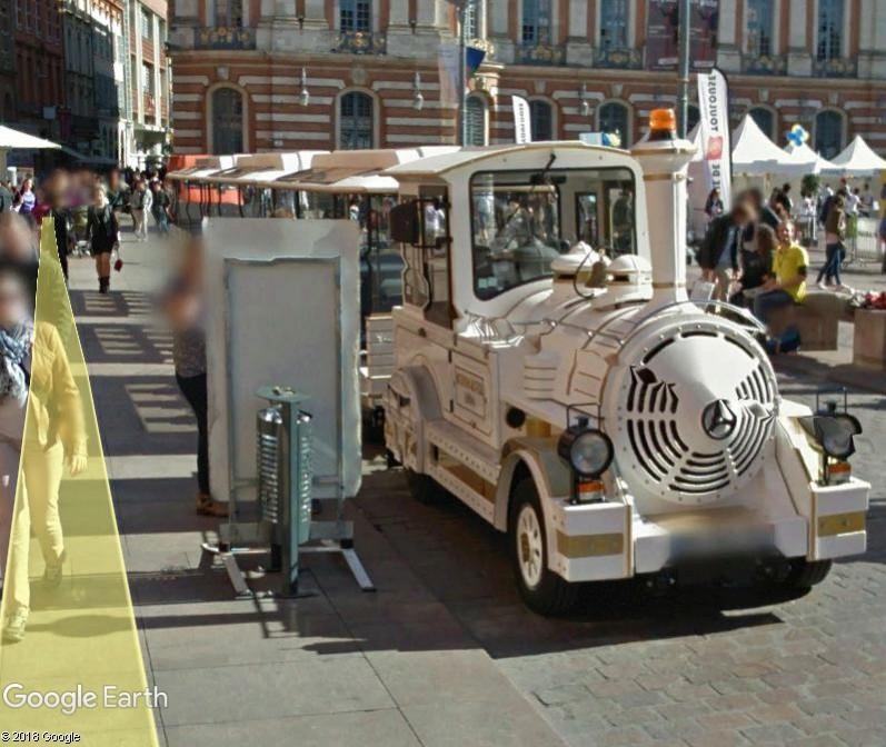 STREET VIEW : les petits trains touristiques - Page 2 Www198