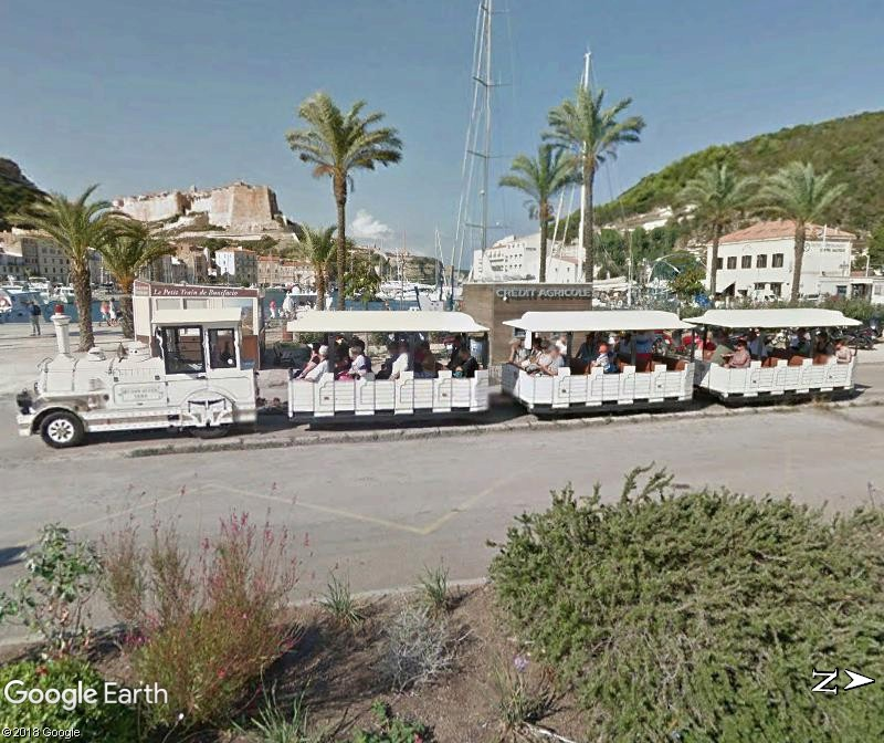 STREET VIEW : les petits trains touristiques - Page 2 Www207
