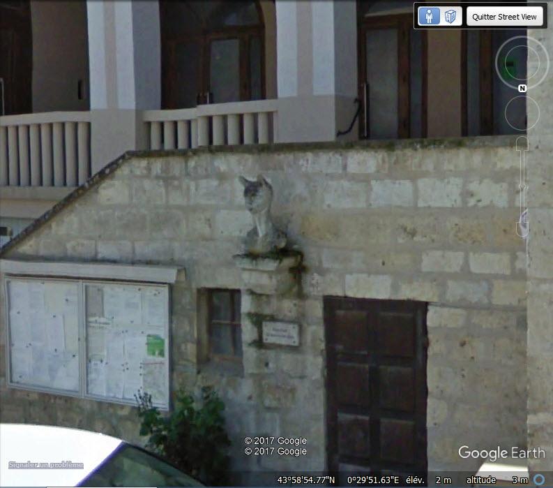 Les chats de La Romieu - Gers - France Www211
