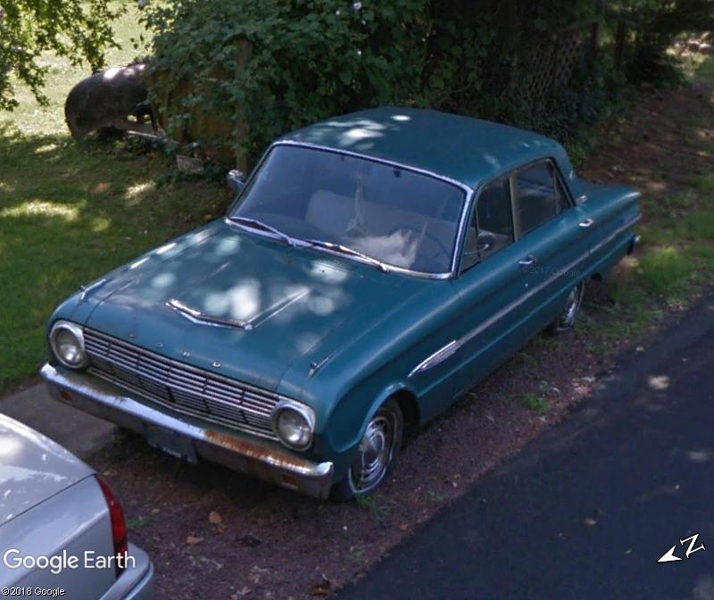 STREET VIEW : les vieilles voitures américaines - Page 4 Www216