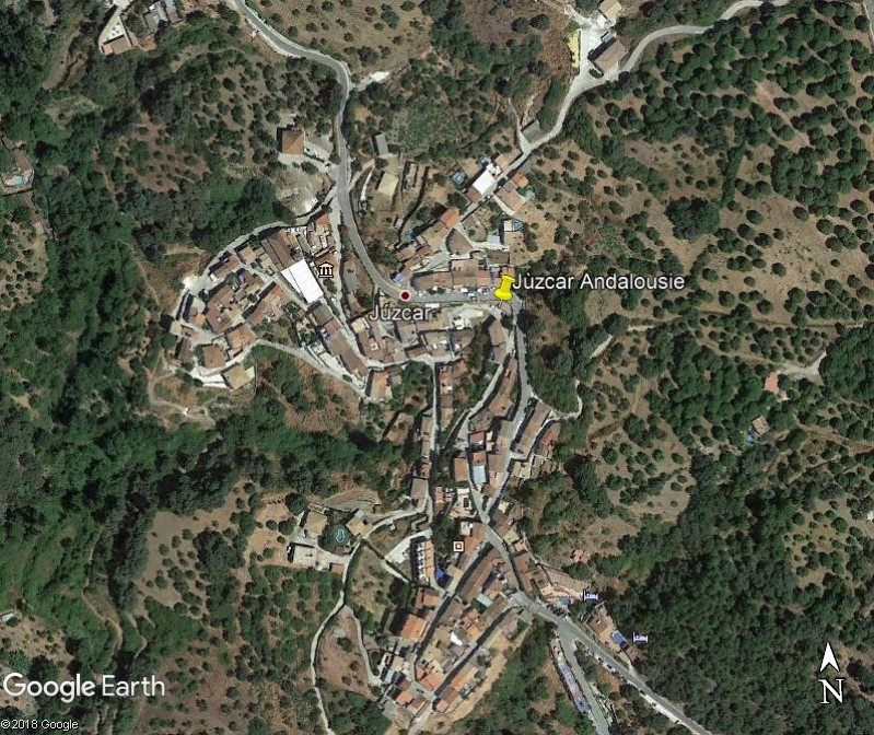 Juzcar, le village des Schtroumpfs - Espagne Www230