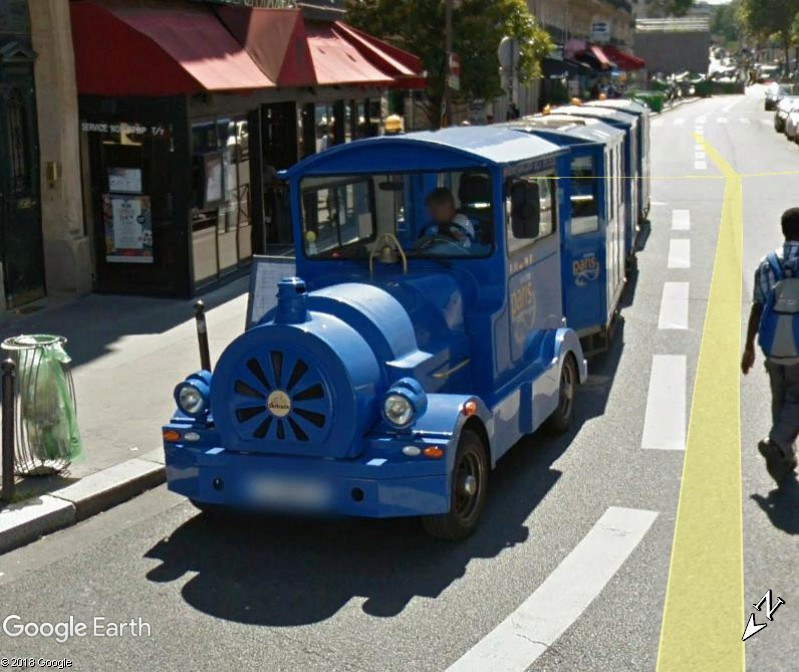 STREET VIEW : les petits trains touristiques - Page 2 Www231