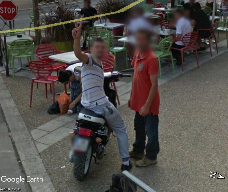 STREET VIEW : un coucou à la Google car  - Page 44 Www252