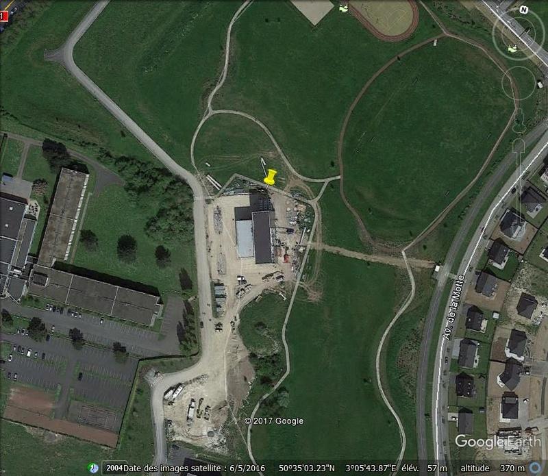 (désormais visible sur GE ) Weembi, simulateur de chute libre, Lille - France Www36