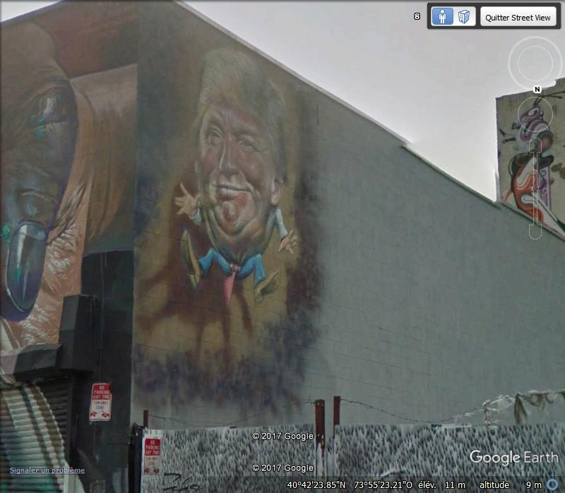 STREET VIEW : les fresques murales - MONDE (hors France) - Page 23 Www57