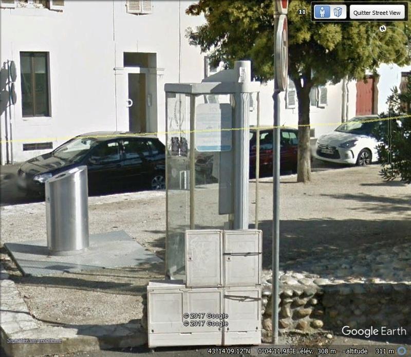STREET VIEW : Les cabines téléphoniques - Page 2 Www62