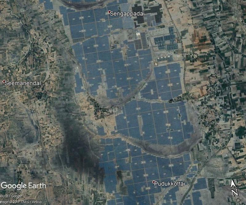 [Bientôt visible dans GE] la centrale solaire de Kamuthi - Inde Www83