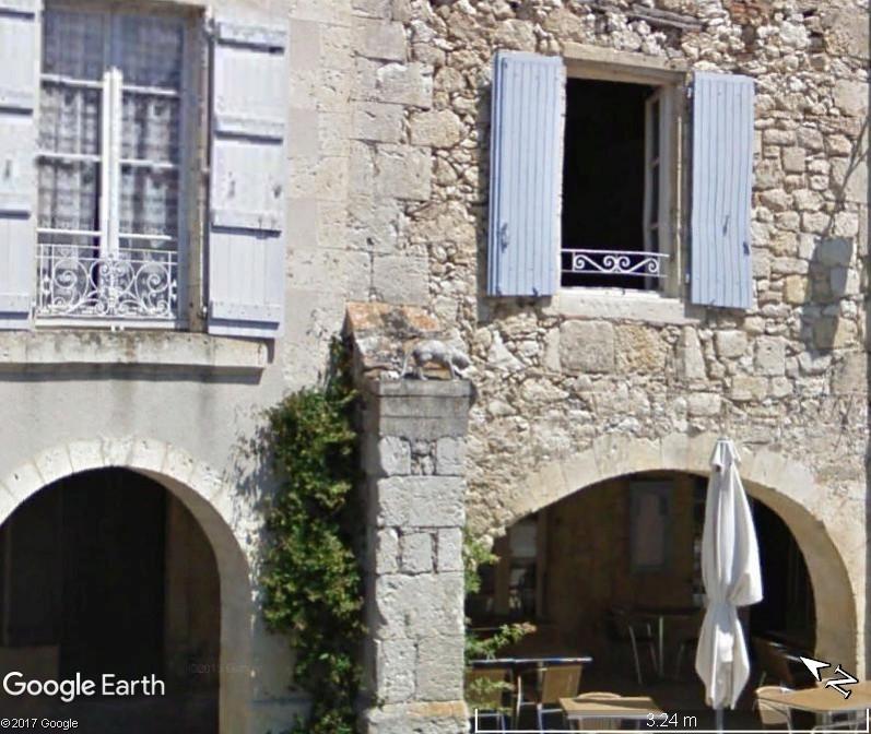 Les chats de La Romieu - Gers - France Wwww10