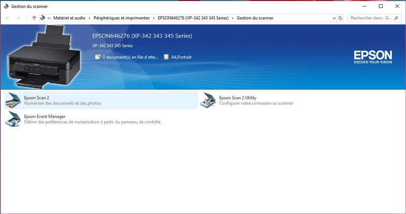 nouvelle question sur Epson 432 345 Captur27