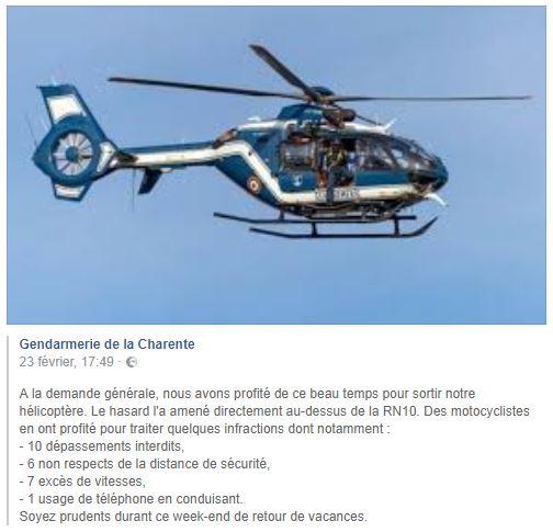 Du côté de la Gendarmerie... en Charente. Charen14
