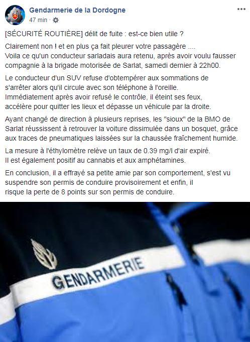 Parole de Gendarme... Dordog10