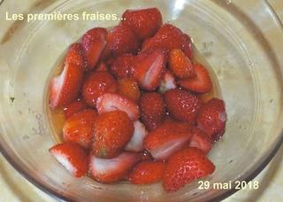 Les premières fraises... 2018 Fraise11