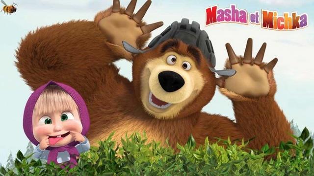Masha et Michka 0d092f10