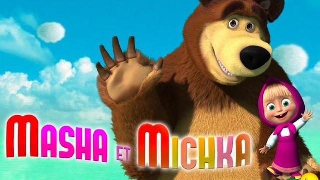 Masha et Michka 1077810