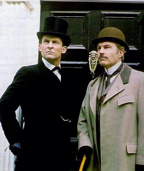 Sherlock Holmes (1984) Bszms810