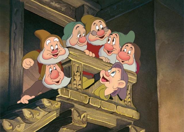 Blanche Neige et les 7 nains Dwarfs10