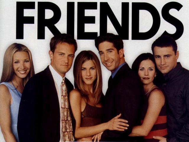 Quels personnages de la série Friends vous préférez ?  Fa6zy910