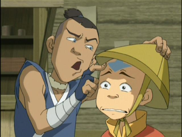 Sokka (Avatar, le dernier maître de l'air) Omg-2x10
