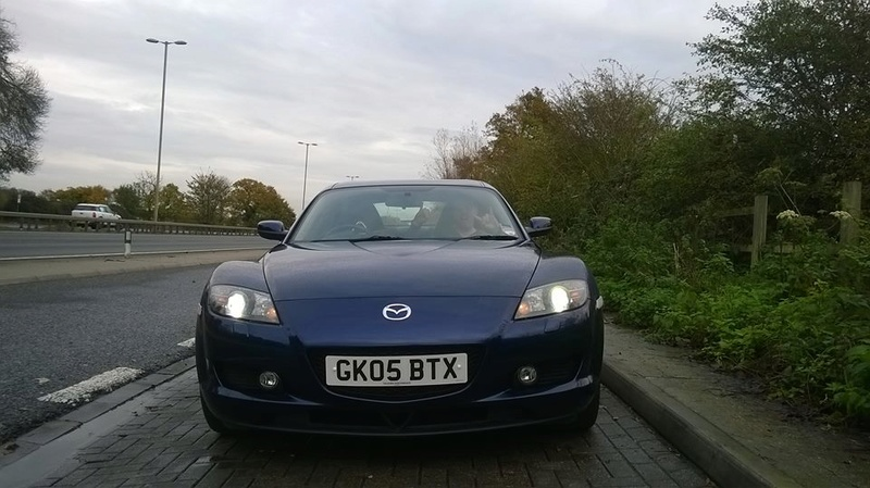 Mazda RX8 performance 10310510
