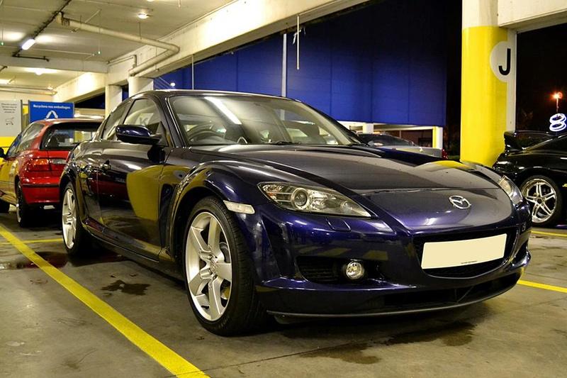 Mazda RX8 performance 10401310