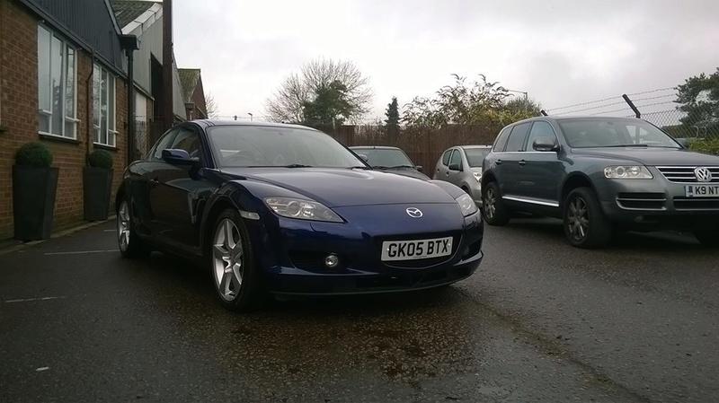 Mazda RX8 performance 10670110