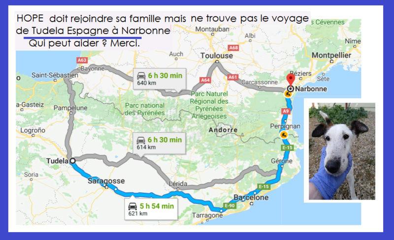 recherche covoiturage TUDELA (Espagne) à NARBONNE (11) Captur12